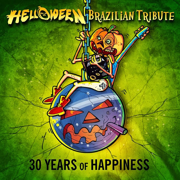 Coletânea Helloween Brazilian Tribute